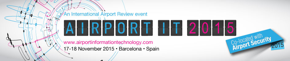 Airport IT exhibition 2015, Barcelona