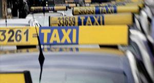 DAA taxis
