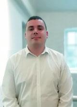 Jamie Barham, web developer