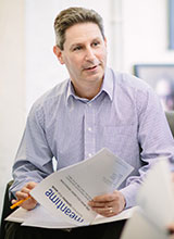 Martin Winetrobe, business systems analyst